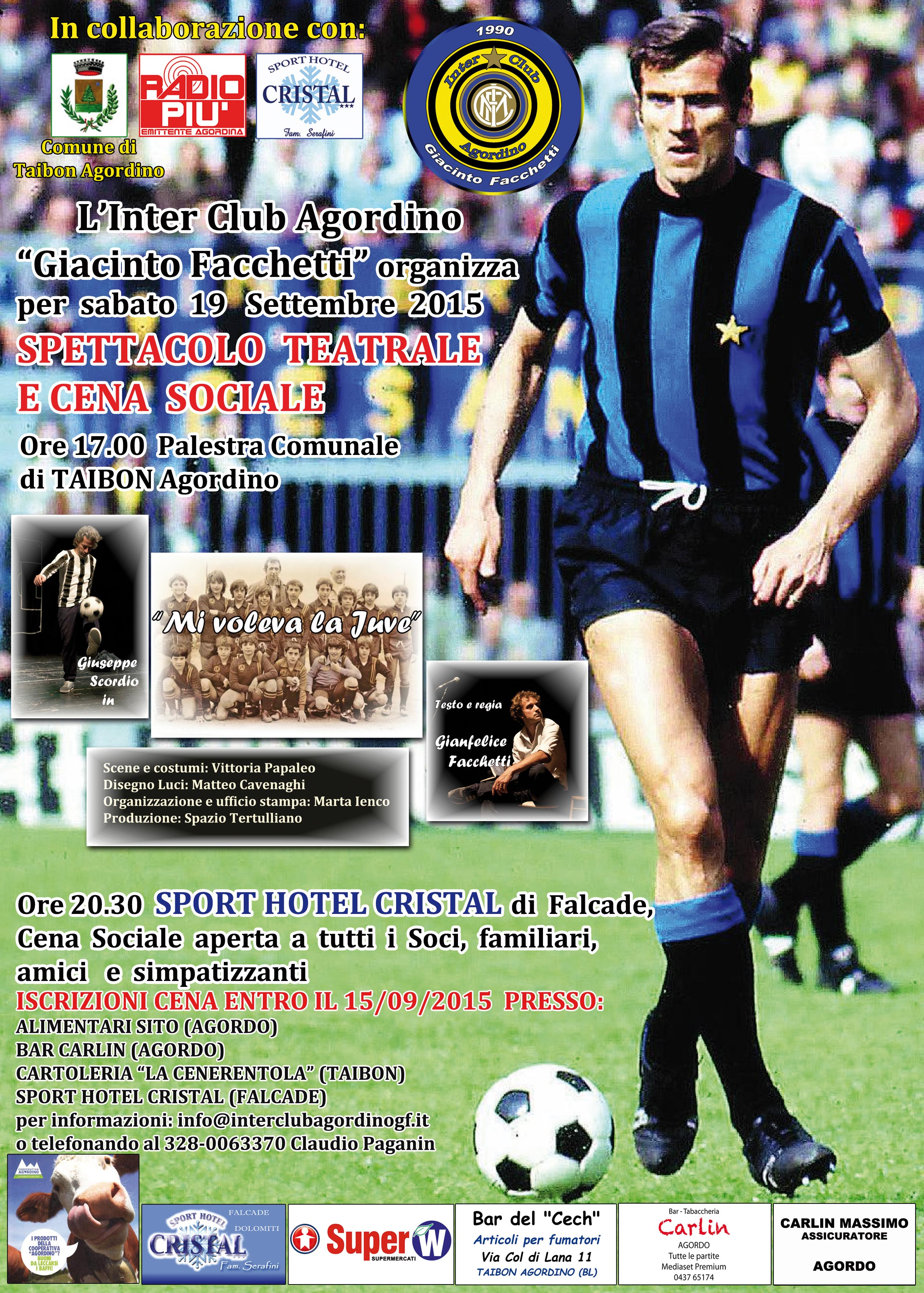 "Inter Club Agordino ""Giacinto Facchetti"""